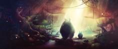 Totoro by goldfishkang on DeviantArt