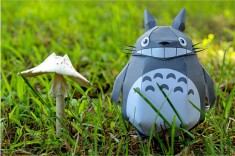 Totoro papercraft by Studio M.M | Papertoys, Papercraft & Paper Arts