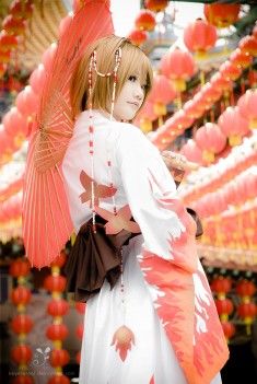 CLAMP cosplay: TRC – Sakura by KeyEternal on DeviantArt