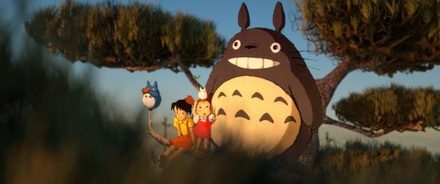 Video: Tribute to Hayao Miyazaki