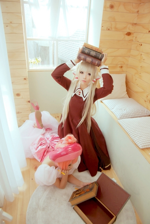 Chobits cosplay ちょびっツ