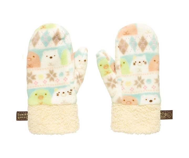 Sumikko Gurashi Gloves