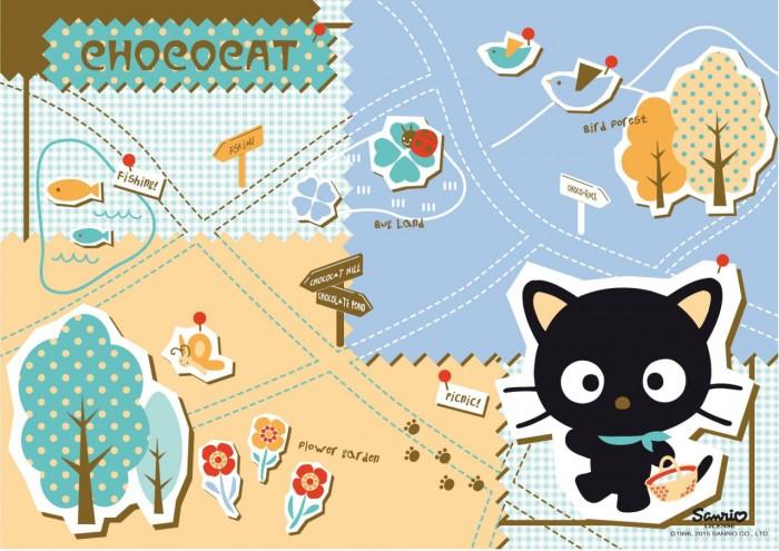 Chococat (チョコキャット)