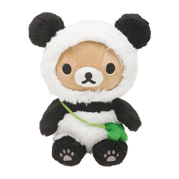 Rilakkuma Panda Series (Plush)