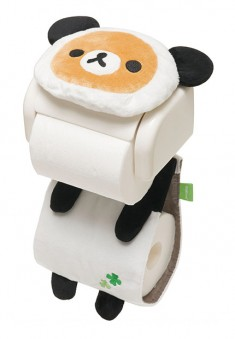 Rilakkuma Panda Series (Roll Paper Cover)