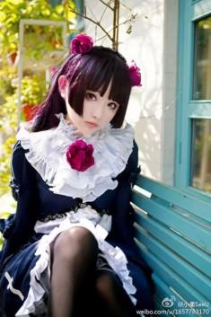 Oreimo cosplay 俺の妹がこんなに可愛いわけがない