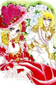 IKEDA Riyoko (池田理代子), La rose de Versailles/Versailles no Bara/ ベルサイユのばら