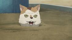 Evil Kitty! Parasyte 寄生獣 screen grab