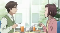 Parasyte 寄生獣 screen grab