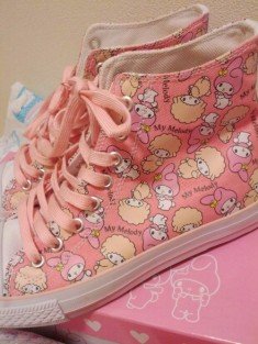 My Melody Sanrio Kicks sneakers