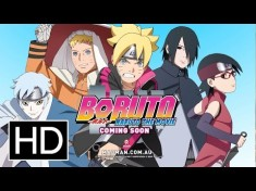 Boruto: Naruto The Movie – Official Full Trailer – YouTube Video
