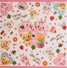Hello Tiny Baby Note Pad by Q-Lia