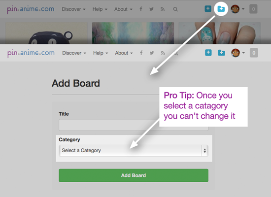Desktop: How to Create a Board