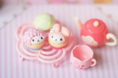Re-Ment My Melody Home Café