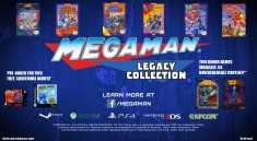 "Are you guys ""Ready!"" to get the whole collection of Mega man classic games"