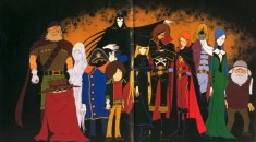 Galaxy Express 999, one of the best Anime movies of all time.