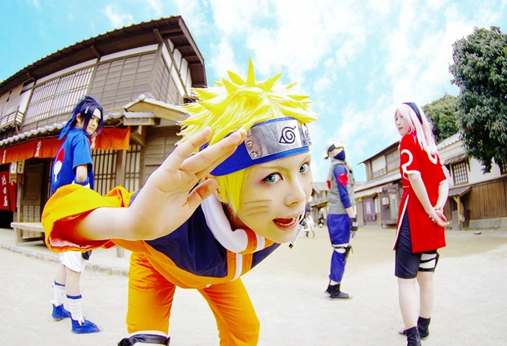 I say NARUTO, you say UZUMAKI by LittleNinjaCosplayer – Naruto Cosplay