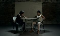 Interrogation Scene