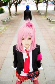 Shugo Chara! cosplay