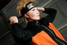 Naruto cosplay by imari-yumiki on DeviantArt