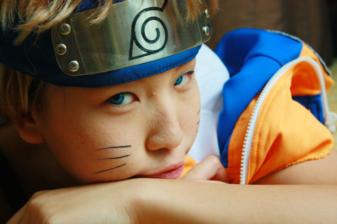 NARUTO cosplay by RabbitRuka on DeviantArt