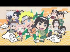 Naruto: Powerful Shippuden nintendo 3DS commercial from japan – YouTube Video