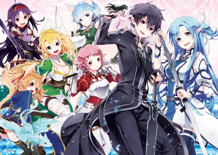 Sword Art Online  fan art ソードアート・オンライン