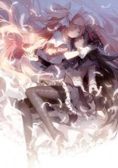 Puella Magi Madoka Magica fan art 魔法少女まどか☆マギカ