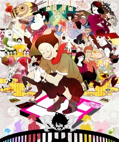 The Tatami Galaxy fan art  四畳半神話大系