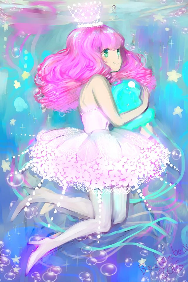 Princess Jellyfish fan art 海月姫