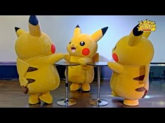 Pikachu: Dance! Dance! Dance! – YouTube Video
