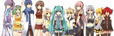 The Vocaloids