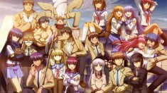 Angel Beats! characters エンジェルビーツ!