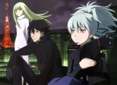 Darker than Black characters 黒の契約者