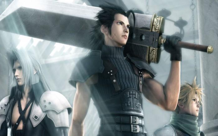 Final Fantasy VII – Advent Children ファイナルファンタジーVII アドベントチルドレン – 2005 CGI fi ...