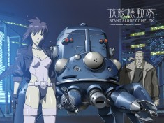 Ghost in the Shell – Stand Alone Complex 攻殻機動隊