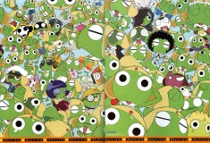 Keroro Gunsō artwork scan – Sgt. Frog ケロロ軍曹