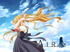 Misuzu from Air