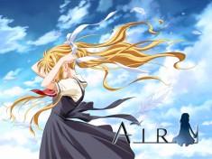 Misuzu from Air