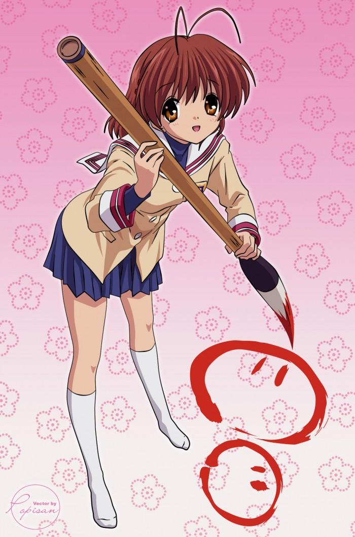 Nagisa from Clannad クラナド