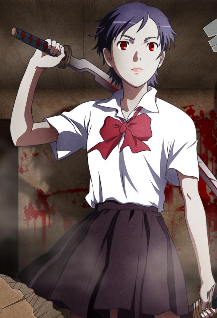 Saya Otonashi from Blood+