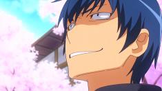 Takasu Ryuuji from Toradora! とらドラ!