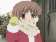 Ushio Okazaki from Clannad クラナド