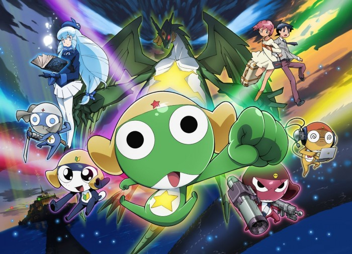 Wallpaper for Keroro Gunso the Super Movie 4 – Gekishin Dragon Warriors (超劇場版ケロロ軍 ...