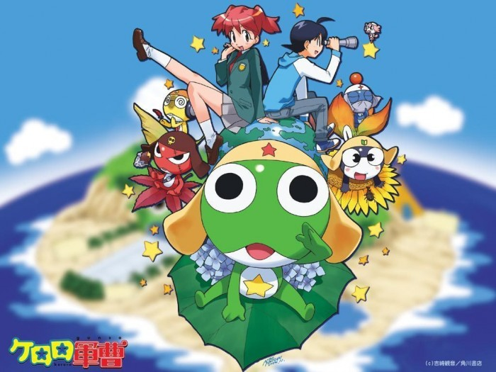 Wallpaper for Keroro Gunso the Super Movie 5 – Creation! Ultimate Keroro, Wonder Space-Tim ...