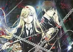 Noragami Bishamon and Kazuma