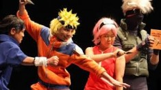 Awesome naruto cosplay