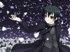 Ciel Phantomhive (Demon), Wallpaper – Zerochan Anime Image Board