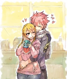 fairytale is my favorite anime of all time Nalu all the way