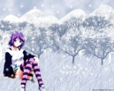 Mizore Shirayuki by maelstromb on DeviantArt